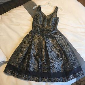 Kay Unger Jumper Dress